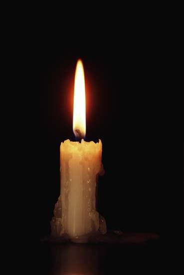 عکس+شمع+نقاشی+شده